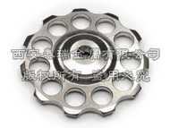 Titanium Rear Derailleur Pulley Set 11 teeth