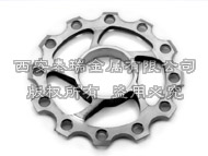 Titanium Rear Derailleur Pulley Set 12 teeth
