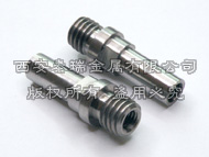 Titanium Brake Mount Post Stud Set