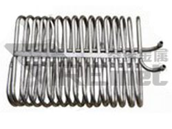 Titanium Heating Coil